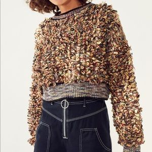 Kimchi Blue Crop Sweater